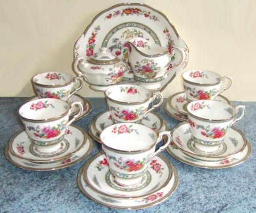 Royal Albert Tea Set Ebay