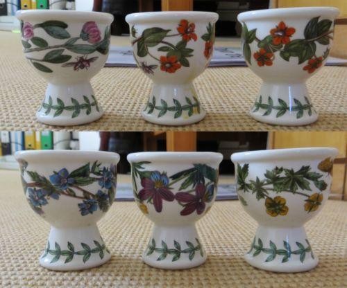 Portmeirion Egg Cups Ebay