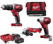 Milwaukee 18V Combo