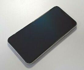 Apple iPhone XS Max - 64GB - Silver (Unlocked) - GRADE B