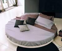 Letto rotondo - Camera da letto - Mobili e accessori per La casa ...