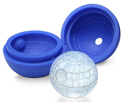 Star Wars Death Star - Silicone Mold Ice Cube Tray! on Rummage