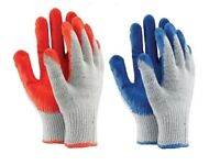 Working Protective Gloves DIY Gardening Building 600 pairs