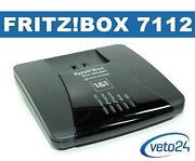 Fritzbox 7112