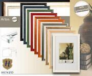 Bilderrahmen Holz Weiß 13x18