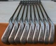 Titleist DTR Irons