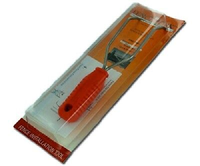 Fence Solutions 00200 Fence Fork T Post Clip Installation Tool