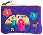 Wool Coin Purses for Women