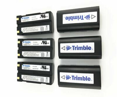 2600mah -6pcs Combo - Ext Battery For Trimble 5700 5800 R7 R8 Gps Receiver