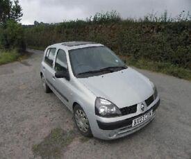Breaking Renault Cio 1.5 dci
