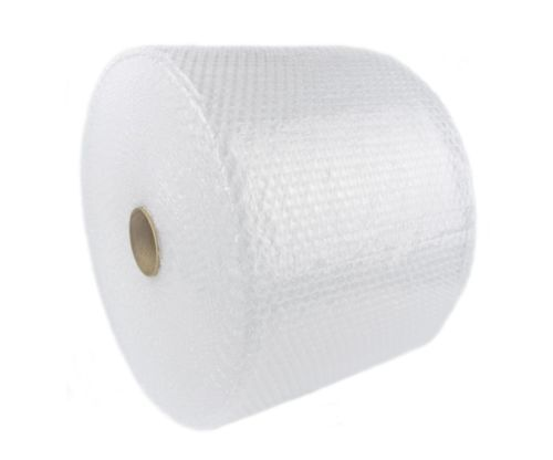 """BUBBLE 3/16""""- 700 ft x 12"""" perforated every 12"""" MADE IN U.S.A + Wrap"""