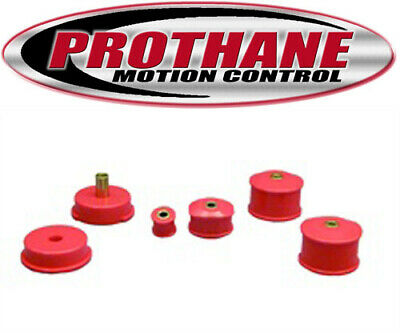 Prothane 14-1901 Motor Mount Inserts for 91-99 Nissan 200SX NX Sentra (1.6/2.0L)
