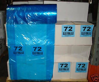 Dry Cleaning 72 Blue Poly Garment Bags 200 Bagsroll