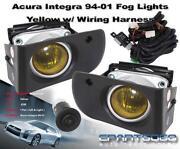 Integra Fog Lights
