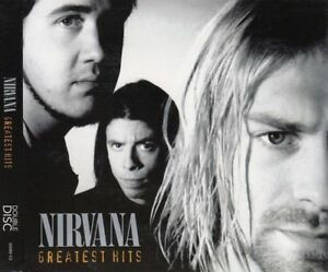 NIRVANA.-- Greatest Hits 2CD - brand new