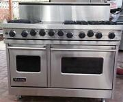 Viking Dual Fuel Range