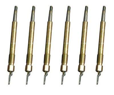 6 Glow Plugs Fits Farmall Ih 340 460 504 560 606 656 660 706 With D282