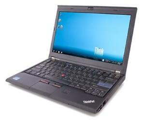 Laptop Loaded ++ . Lenovo ThinkPad X220, I5, 8 MB, 500HD, Bat 6H