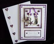 Sister Wedding Card