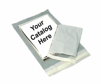 Clear View Poly Mailer 5 X 7 Shipping Mailing Envelopes Self Seal 100 Pieces