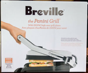 The Panini Grill by Breville