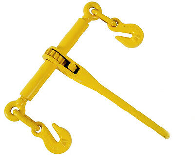 Ratchet Load Binders Binder 38 12 - Boomer Chain Equipment Tie Down Rigging