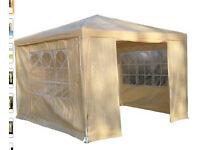 Gazebo - Airwave 3 x3 - Build up not pop up - £40 RRP £70