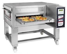 "Pizza oven Zanolli 26"" Conveyor"