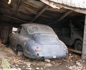 Wanted Porsche 356 project