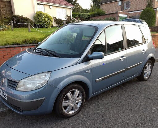 renault scenic 2004 in kings norton west midlands gumtree. Black Bedroom Furniture Sets. Home Design Ideas