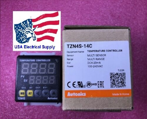 New in Box Autonics T3S-B4RK4C Thermostat T3SB4RK4C Temperature Controller Unit