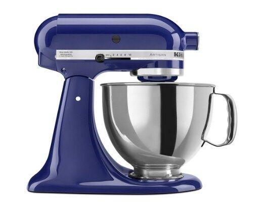 Upc 050946872919 Kitchenaid Artisan Cobalt Blue Stand