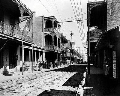Royal Street New Orleans #1 Photo - 1900 Louisiana