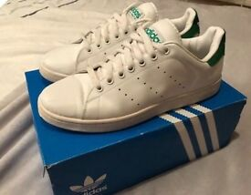 Adidas Stan smith trainers size 10
