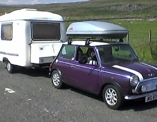 classic mini cooper or vw camper caravan for sale in ormeau road belfast gumtree. Black Bedroom Furniture Sets. Home Design Ideas