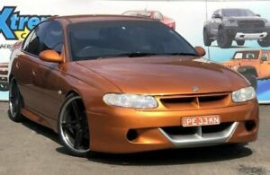 1999 Holden Special Vehicles ClubSport VT II Orange Automatic Sedan Campbelltown Campbelltown Area Preview