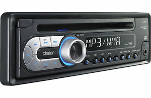 Clarion car audio receiver