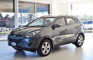 2015 Hyundai ix35 LM Series II Active (FWD) Grey 6 Speed Automatic Wagon Morley Bayswater Area Preview