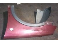 Vauxhall Corsa N/S Front Wing (2003)