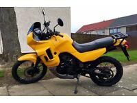 honda transalp trail bike 1000 pounds no offers