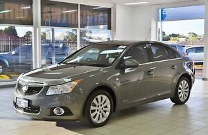 2012 Holden Cruze JH MY12 CDX Grey 6 Speed Automatic Sedan Morley Bayswater Area Preview