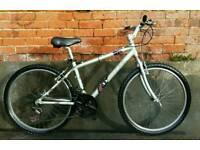 Dawes aluminium frame bike