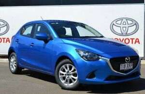 2014 Mazda 2 DJ Maxx Blue 6 Speed Automatic Hatchback Warwick Southern Downs Preview