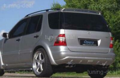 Tuning-deal Spoiler passend für Mercedes-Benz ML W163 Dachspoiler Tuning Design