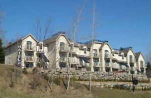 Furnished 1 Bdr. And Studio Apartment in St. Sauveur