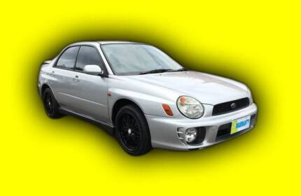 Sporty RS IMPREZA - Why Rent, When you could OWN!? - $800 Deposit