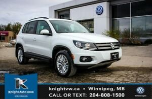 2015 Volkswagen Tiguan Special Edition AWD w/ Panoramic Sunroof