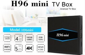 ANDROID TV BOX   2GB/16GB. Android 7.1