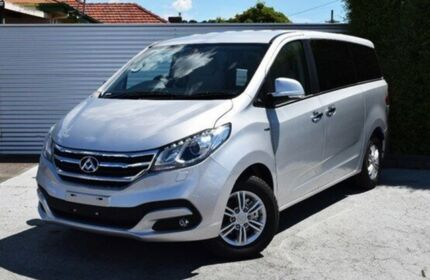 2016 LDV G10 SV7A Silver 6 Speed Sports Automatic Wagon