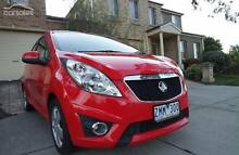 2012 Holden Barina Spark Hatchback CDX *Very low Kms* Berwick Casey Area Preview
